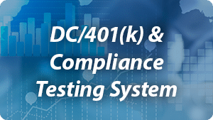 DC/401k and Compliance Testing System Demo