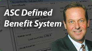 Defined Benefits Demo