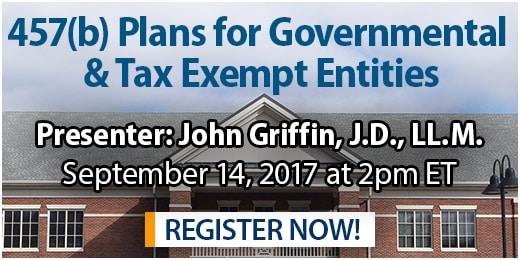 July-2017-457b-Plans-for-GovTax-Exempt-Entities