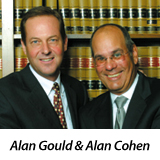 Picture of Alan Cohen and Alan Gould