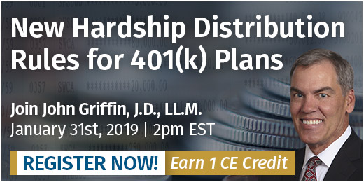 New-Hardship-Distribution-Rules-for-401k-plans-Jan-31-2019